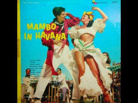 Studio Group – Mambo In Havana (FULL album) Vinyl 1959