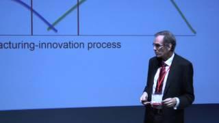 How to reach global sustainability via energy efficiency in industry | Stijn Santen | TEDxRSM