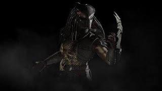 MORTAL KOMBAT X - ТРЕЙЛЕР - Хищник - [PC|PS3|PS4|XB360|XBO] - 07/07/2015