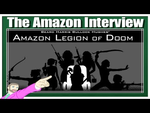 The Amazon Legion of Doom - LIVE INTERVIEW
