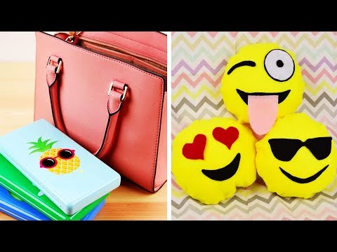 Thumbnail: Best of August | Easy DIY Room Decor and Back to School Craft Videos by Blossom