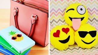 Best of August | Easy DIY Room Decor and Back to School Craft Videos by Blossom