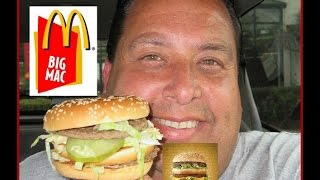 Mcdonald's® Big Mac REVIEW!