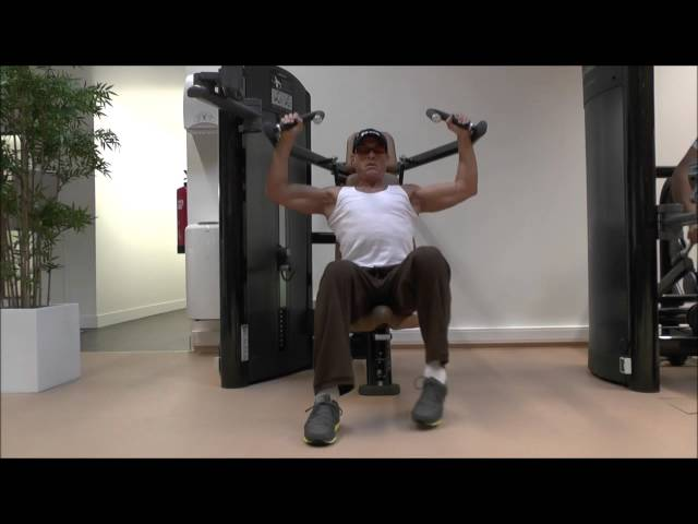 JCVD training of the day