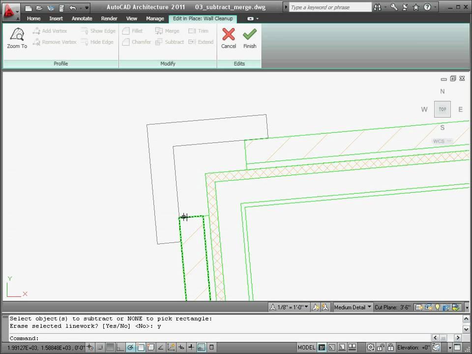 AutoCAD Architecture Update 1