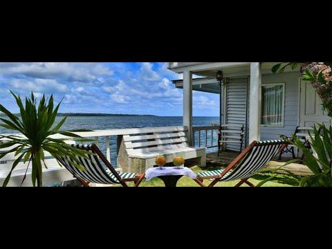 Okeefes Waterfront Inn, Yap island