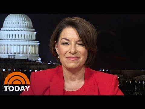 Amy Klobuchar: Adam Schiff Was 'Effective' During Impeachment Trial Opening | TODAY