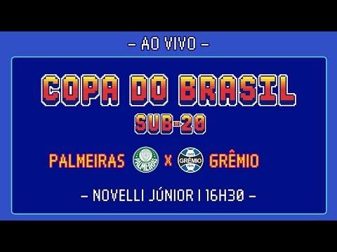 Verdão elimina o Grêmio e enfrenta o São Paulo na semifinal da Copa do Brasil Sub-20