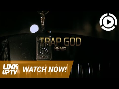 Corleone Ft DVS, C-Biz, Snap Capone, J Spades - Trap God REMIX   Link Up TV