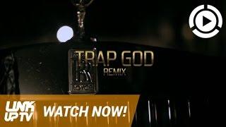 Corleone Ft DVS, C-Biz, Snap Capone, J Spades - Trap God REMIX | Link Up TV