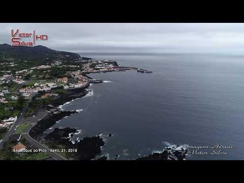 São Roque do Pico, Ilha do Pico - 21 de Abri de 2018