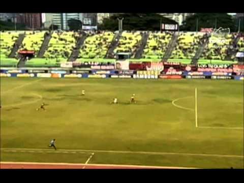 Tves- Goles Caracas FC ante Tucanes FC