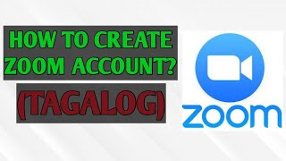 How to create Zoom Cloud Meeting Account? (TAGALOG)