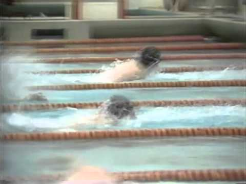 Nebraska vs Missouri Swimming 1990 v2