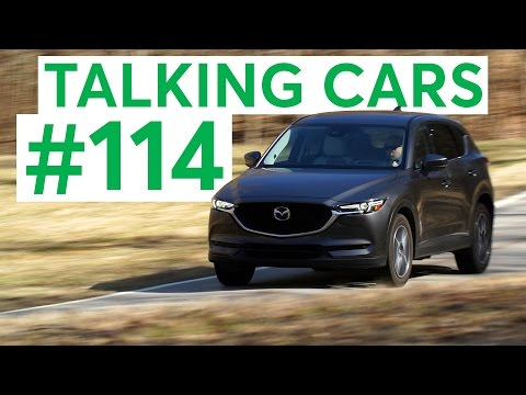 Mazda CX-5 | Talking Cars with Consumer Reports #114