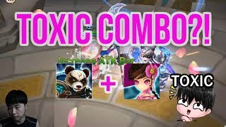 The MOST OP Combo in Summoners War?!