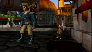 Jak And Daxter The Lost Frontier [part 3] The Danger Course And Dark Daxter