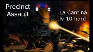 Future Cop L.A.P.D. - La Cantina - lv10 hard