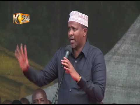SUCCESSION POLITICS: MPs vow to support DP Ruto's 2022 presidential bid