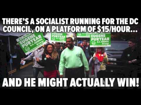 Disorderly Conduct E21: Eugene Puryear, a socialist for the D.C. Council?