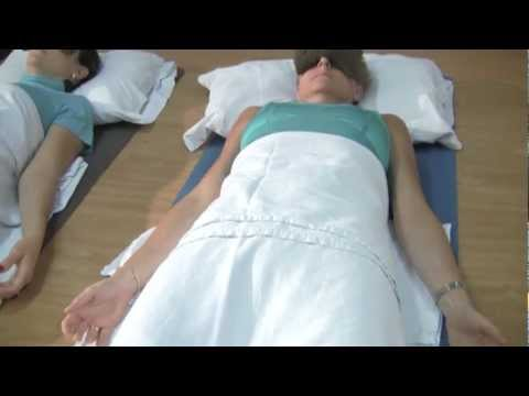 Exercises for Stress Reduction & Deep Relaxation - Part 4 of 4 - Deep Conscious Sleep