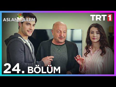 Aslan Ailem 24. Bölüm (Her Pazar 20:00'de TRT1'de)