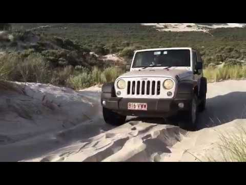 Australian 4WD Hire Adventure Video from Pemberton Discovery Tours