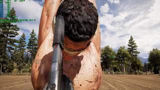 Тест игры Far Cry 5 на ПК: FX 6100 + GTX 1060 (6гб)