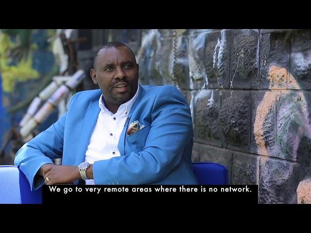 Growing with Safaricom