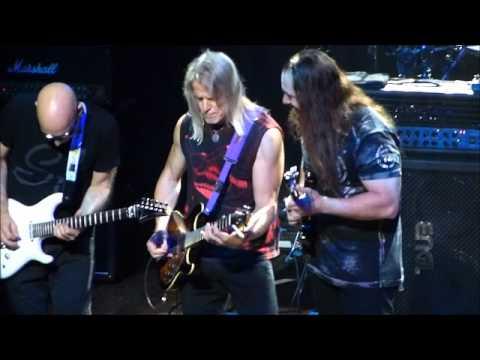 G3 - You Really Got Me (The Kinks) - Satriani / Petrucci / Morse - 10/12/2012 - Sao Paulo, Brazil
