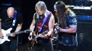 G3 - You Really Got Me (The Kinks) - Satriani / Petrucci / Morse - 10/12/2012 - Sao Paulo, Brazil