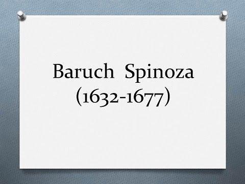 Spinoza. Vida y Obra, contexto filosófico