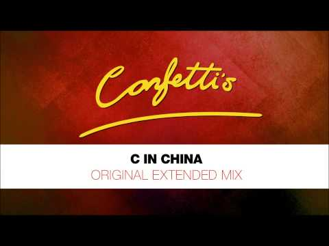 Confetti's - C In China - Original Extended Mix