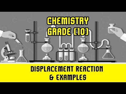 chemistry displacement reactions essay Cbse assignments of chemistry, cbse class 10 chemistry-displacement reaction and reactivity series cbse class 10 chemistry-displacement reaction and reactivity series.