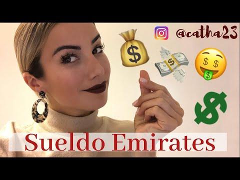 SUELDO EMIRATES | CATHA23 ❤