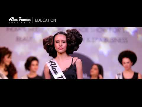 Grand Finale By Alan Truman @ Professional Beauty , Mumbai