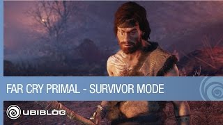 Far Cry Primal - Survivor Mode Changes Everything [NA]