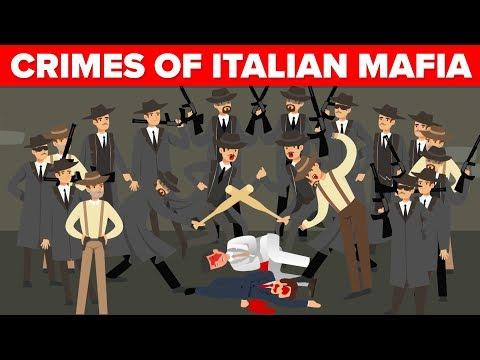 Most Horrific Crimes  The Italian Mafia