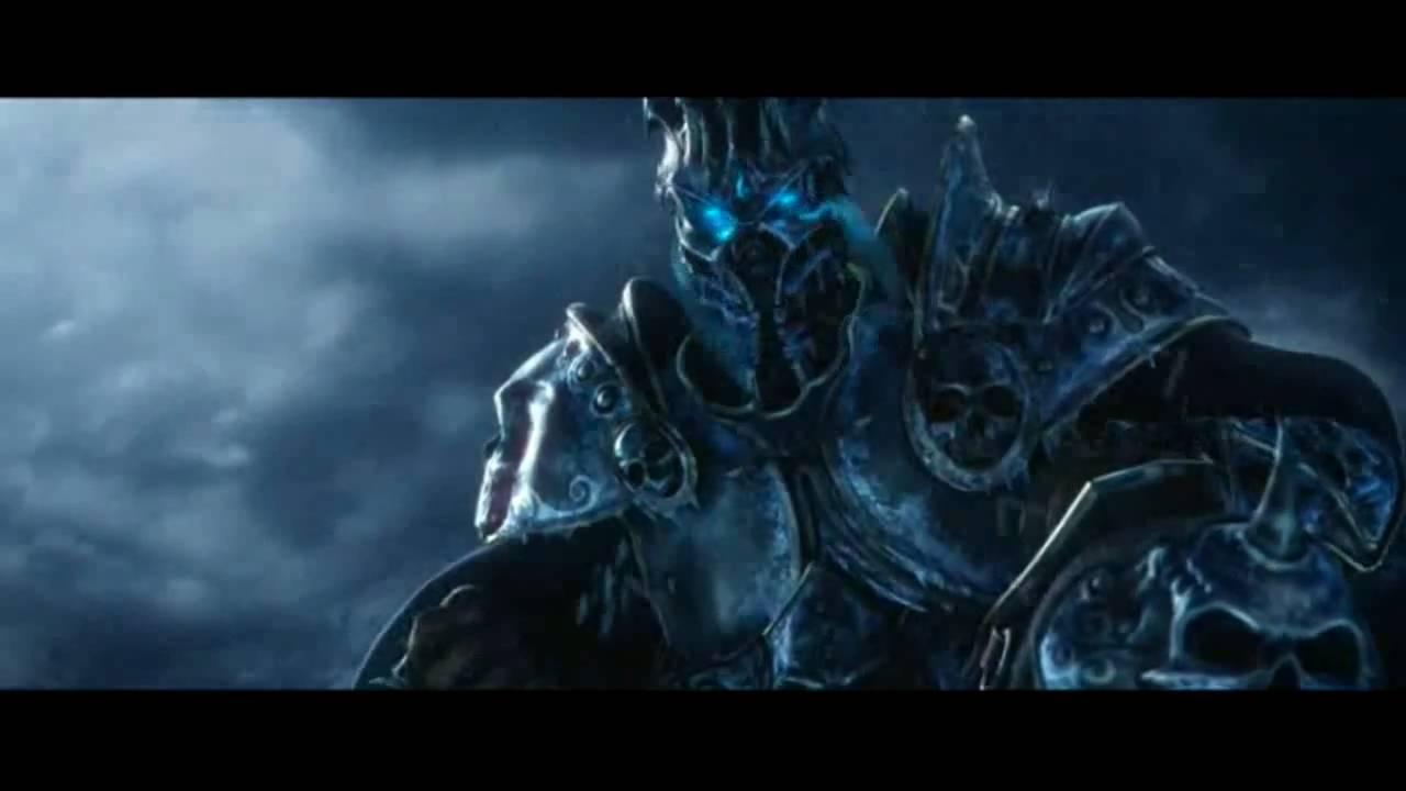 Historia De Arthas Y Su Conversion Warcraft Iii Espa 209 Ol
