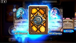 Demolisher - Classic Hearthstone rare card pack opening