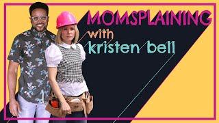Download lagu #Momsplaining with Kristen Bell: Dadsplaining with La Guardia Cross