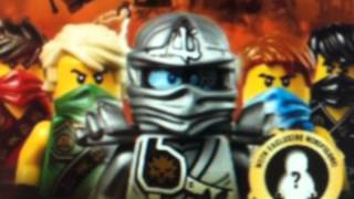 Lego Ninjago 2015 DK book's Exclusive Character Revealed! :D