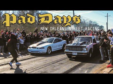 Pad Days 3.0 : NOLA Street Racing