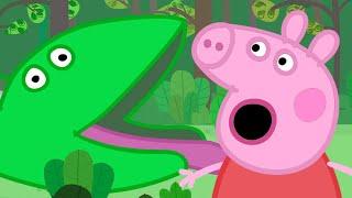 Peppa und Schorsch im Dino-Park 🦕 Cartoons für Kinder | Peppa Wutz Neue Folgen