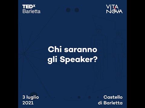 TEDxBarletta 2021 - Gli Speaker