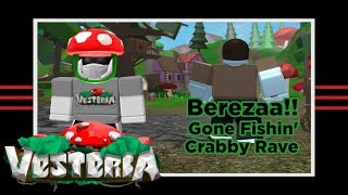 Roblox Vesteria Shroom Killin' - Berezza Joined!! (Stream Highlights)