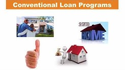 What is the Lowest Down Payment for a Conventional Loan in Florida, Texas, Tennessee, or Alabama?