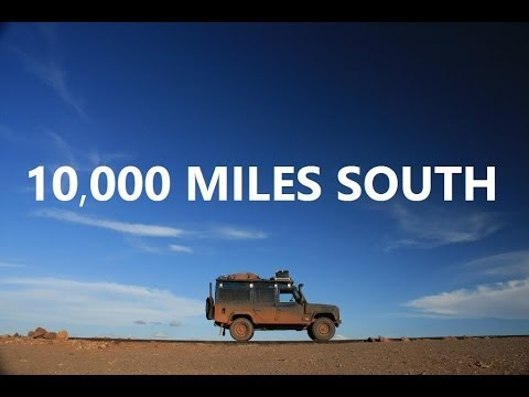 GoPro: 10,000 Miles South Overland Through Africa in 3 Minutes