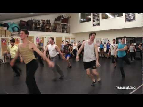 Musical Theatre West's A CHORUS LINE - Auditions
