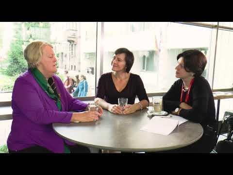 Discussion 'Religion(s) and Power(s)'. Milda Ališauskienė, Kathleen M. Moore and Katarzyna Zielińska